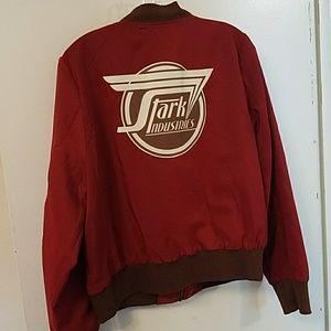 MARVEL Tony Stark jacket NWOT